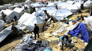 Μυτιλήνη: Στους 5.862 ανέρχεται αριθμός των εγκλωβισμένων προσφύγων και μεταναστών