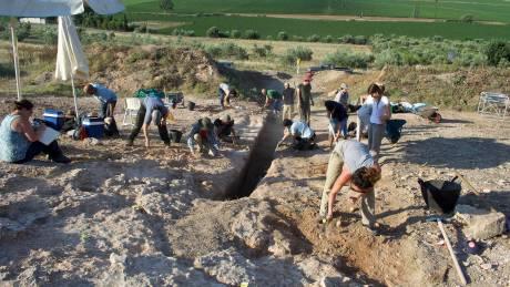Μυκηναϊκός τάφος του 14ου αιώνα π.Χ βρέθηκε στον Ορχομενό
