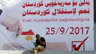 Ιράκ: «Όχι» από το κοινοβούλιο στο δημοψήφισμα για την ανεξαρτησία του Κουρδιστάν