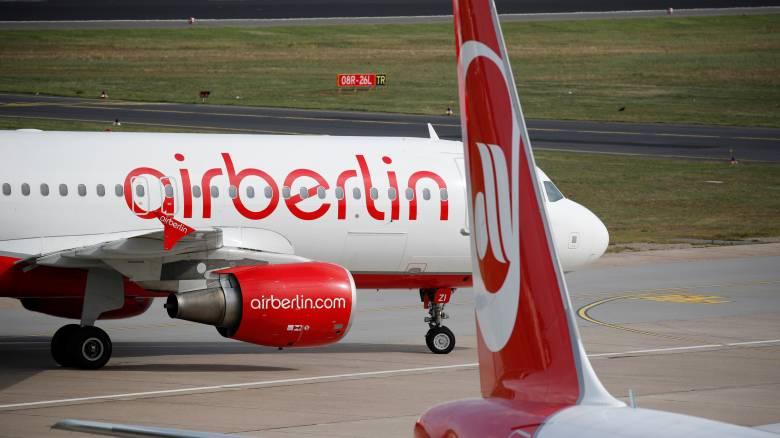 Air Berlin: Ακύρωση εκατό πτήσεων λόγω «ασθένειας» των πιλότων
