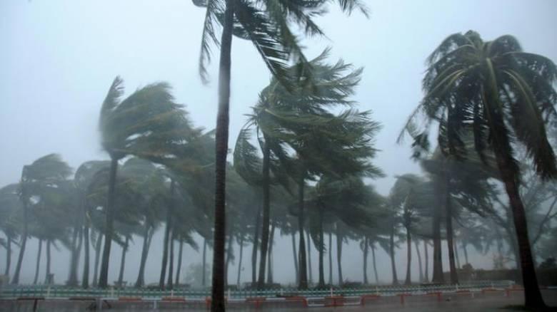Σε κατάσταση έκτακτης ανάγκης επαρχία της Κίνας λόγω του τυφώνα Ταλίμ