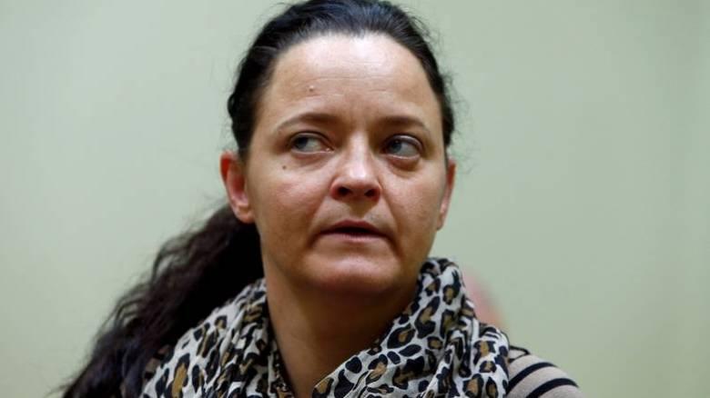 Ισόβια για τη νεοναζί Μπεάτε Τσέπε για συναυτουργία στη δολοφονία δέκα ατόμων