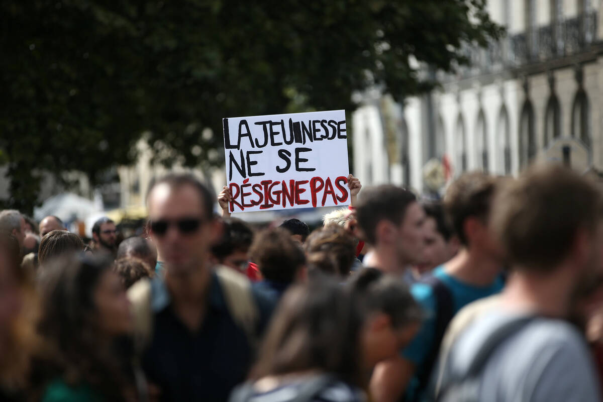 2017 09 12T132251Z 710218766 RC16B62D0510 RTRMADP 3 FRANCE REFORM PROTESTS