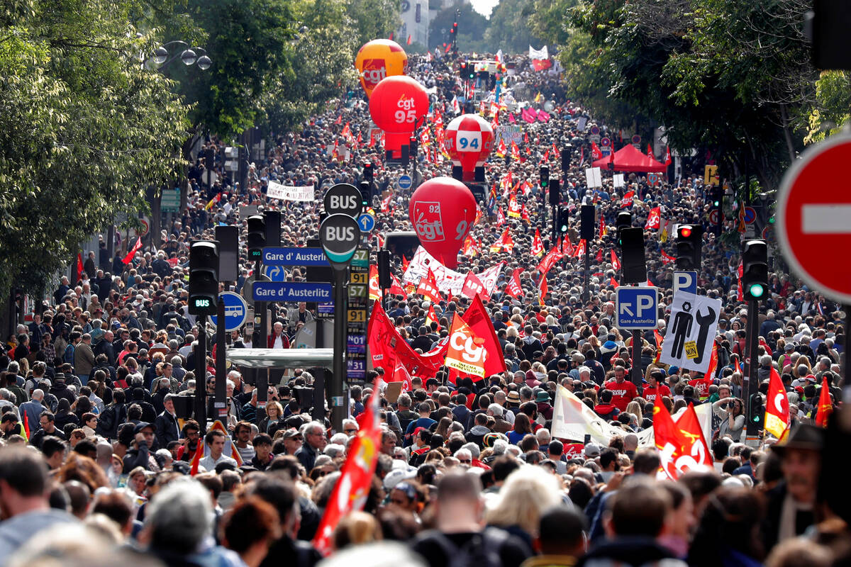 2017 09 12T151007Z 469086613 RC157800B070 RTRMADP 3 FRANCE REFORMS PROTESTS