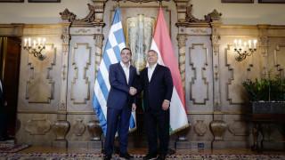 Τι συζήτησαν Τσίπρας - Όρμπαν στη Βουδαπέστη (pics)