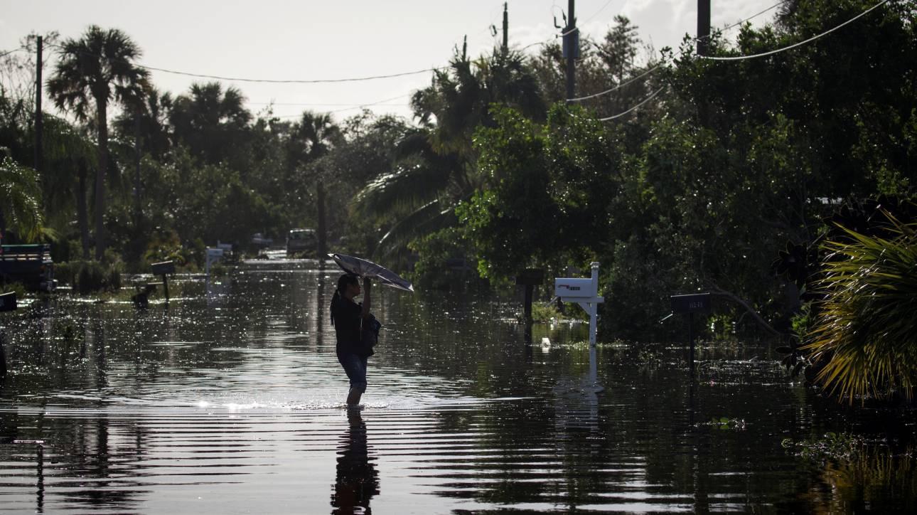 Τυφώνας Ίρμα:  Χωρίς ηλεκτρικό παραμένουν 6,9 εκατομμύρια πολίτες