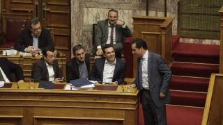Για «πλαστογραφία» κατηγορεί ο ΣΥΡΙΖΑ τον Α.Γεωργιάδη, είναι «ανόητοι» απαντά