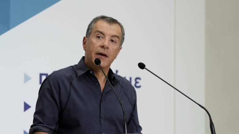 Θεοδωράκης: Είναι εύκολο η χώρα να πάει μπροστά