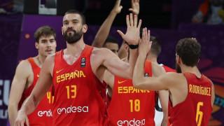 Eurobasket 2017: Ισπανία-Σλοβενία ο α ημιτελικός, έτοιμη η εθνική (vids)