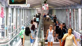 Κυλιόμενη διαδρομή 800 μέτρων σε λόφο του Χονγκ Κονγκ