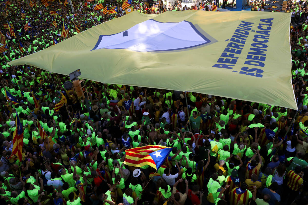 2017 09 11T164804Z 647550890 RC1CE92C0B20 RTRMADP 3 SPAIN POLITICS CATALONIA