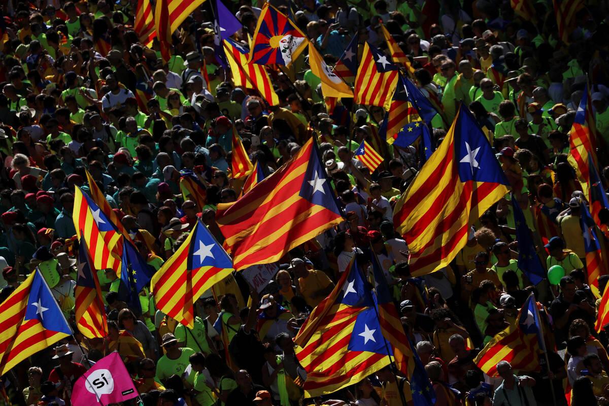 2017 09 11T171226Z 854242285 RC19EAC4A570 RTRMADP 3 SPAIN POLITICS CATALONIA
