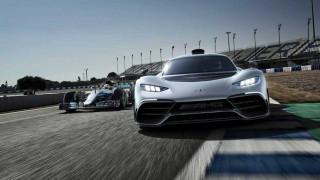 Έρχεται από το μέλλον το νέο supercar της Mercedes
