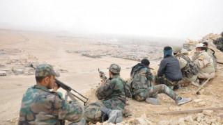 Ο συριακός στρατός επιχειρεί να ανακαταλάβει έναν από τους τελευταίους θύλακες του ISIS