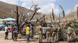 Ανθρωποκυνηγητό για την σύλληψη φυλακισμένων που απέδρασαν μετά τον τυφώνα Ίρμα