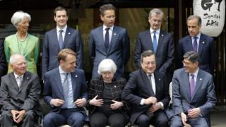 Ομιλίες Ντάισελμπλουμ και Λιου στην Αθήνα για το μέλλον της ευρωζώνης