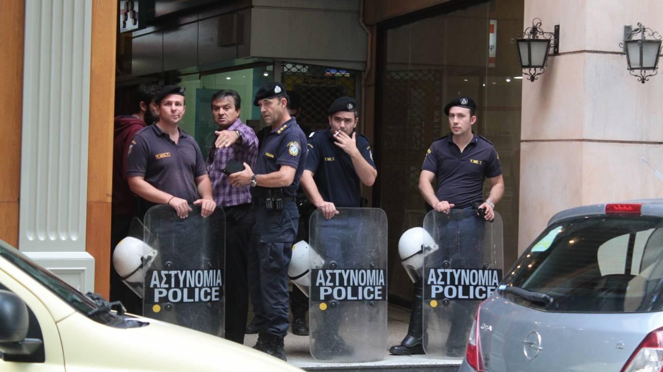 «Βασικό» στέλεχος του Ρουβίκωνα στην εισβολή στα γραφεία των τουρκικών αερογραμμών