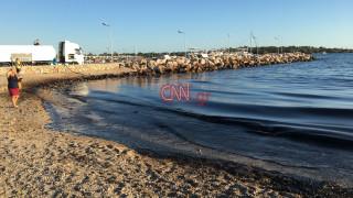 Οικολογική καταστροφή στον Σαρωνικό: Αυτοψία του CNN Greece στις περιοχές της ρύπανσης (vid)