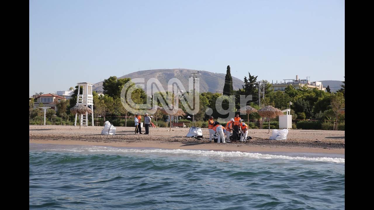 Αυτοψία του CNN Greece στις περιοχές της ρύπανσης (vid)