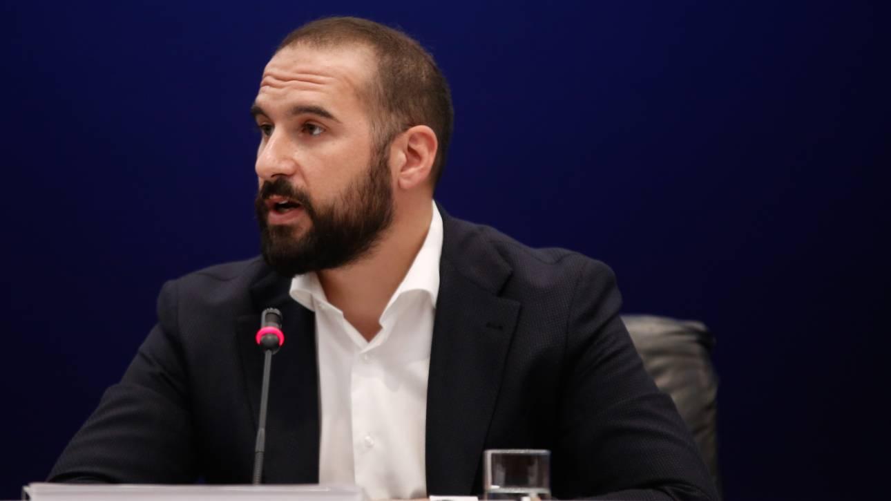 Ο Τζανακόπουλος για τη θαλάσσια ρύπανση: Η κινητοποίηση ήταν άμεση