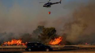Γαλλία: 14χρονος ομολόγησε ότι έβαλε 18 πυρκαγιές στη Μασσαλία
