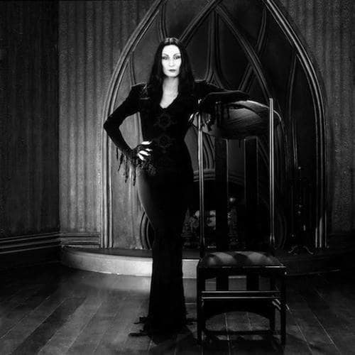 christina ricci as morticia addams in an addams family reboot yes please