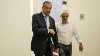 Προβληματισμό εξέφρασε ο Αντ. Σαμαράς για την ρύπανση στις ακτές της Αττικής