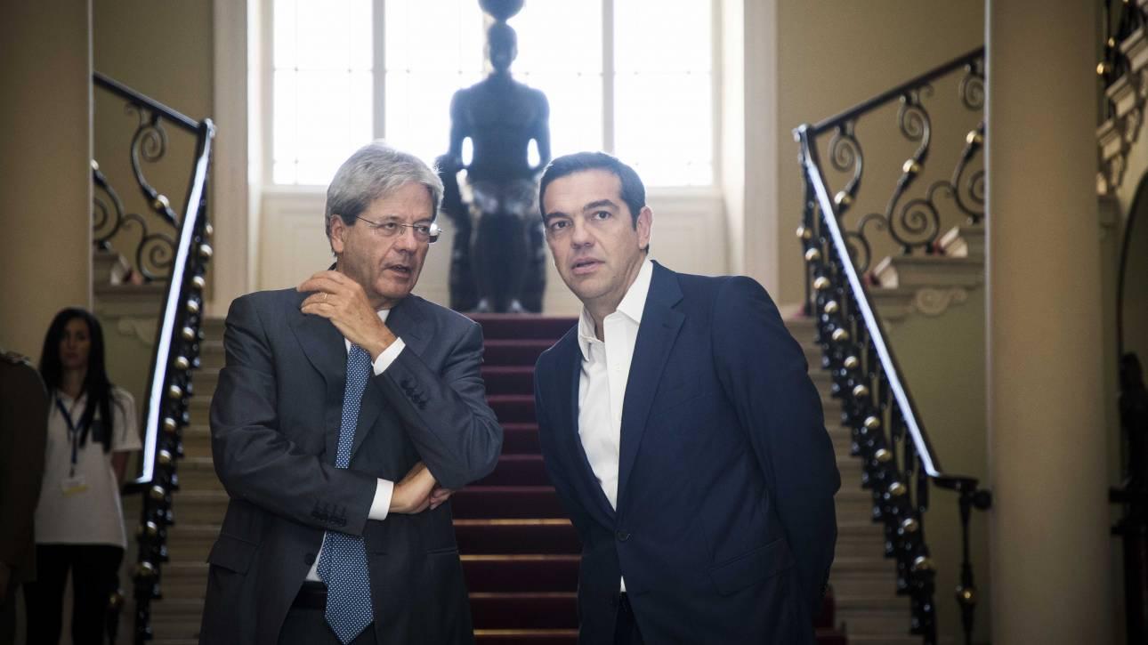 Τα εφτά σημεία της συμφωνίας Τσίπρα – Τζεντιλόνι