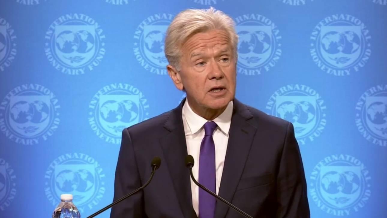 Το ΔΝΤ συνδέει ανοικτά το θέμα των τραπεζών με την αξιολόγηση