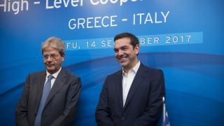 Κοινή δήλωση Τσίπρα – Τζεντιλόνι για τα εφτά σημεία της συμφωνίας