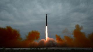 Νέα εκτόξευση πυραύλου από τη Βόρεια Κορέα - Πέρασε πάνω από την Ιαπωνία