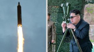 Νέος συναγερμός από την εκτόξευση πυραύλου από τη Βόρεια Κορέα