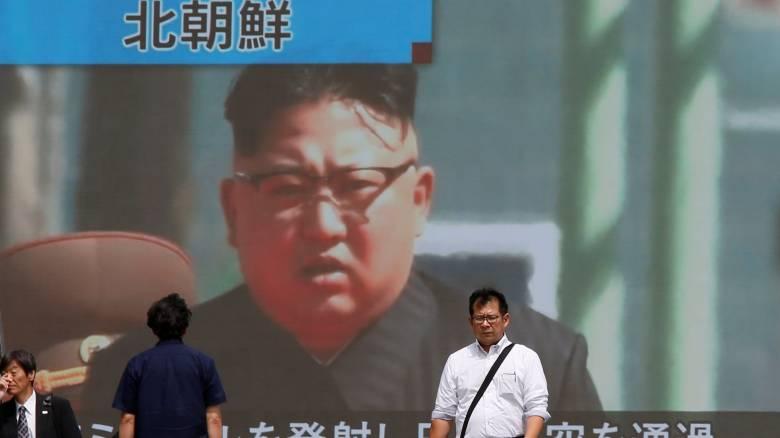 Επίδειξης δύναμης από τη Βόρεια Κορέα - Όλες οι αντιδράσεις