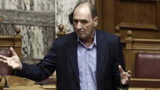 Σταθάκης: Fun Club της Eldorado Gold κόμματα της αντιπολίτευσης