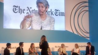 Ιρίνα Μπόκοβα: Η παιδεία είναι κοινωνικό αγαθό