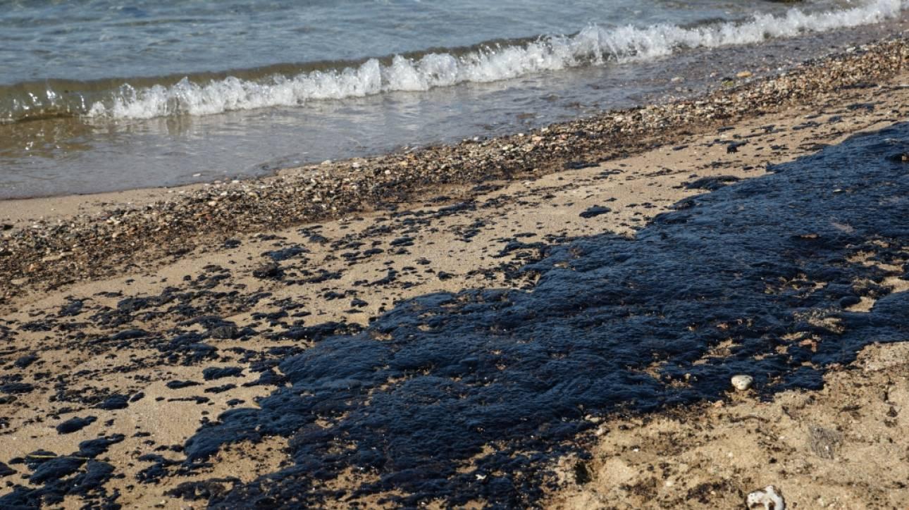 Μέχρι το Καβούρι έφτασε η πετρελαιοκηλίδα
