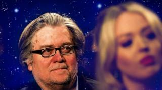 Στιβ Μπάνον: Μετά το Λευκό Οίκο στο Χόλιγουντ για να γυρίσει γουέστερν