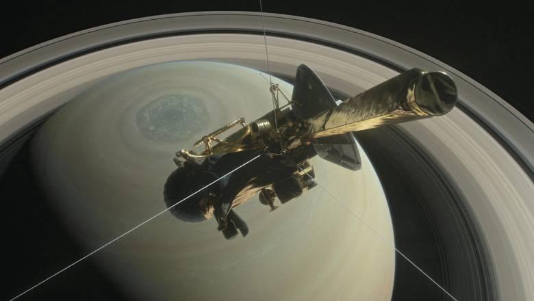 Τέλος εποχής για το Cassini με μια αυτοκαταστροφική «βουτιά» στον Κρόνο