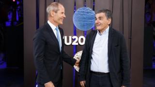 Τσακαλώτος: Η καθαρή έξοδος της Ελλάδος από το Μνημόνιο ο στόχος του Eurogroup