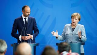 Μέρκελ: «Μπορώ να φανταστώ έναν Ευρωπαίο υπουργό Οικονομικών»