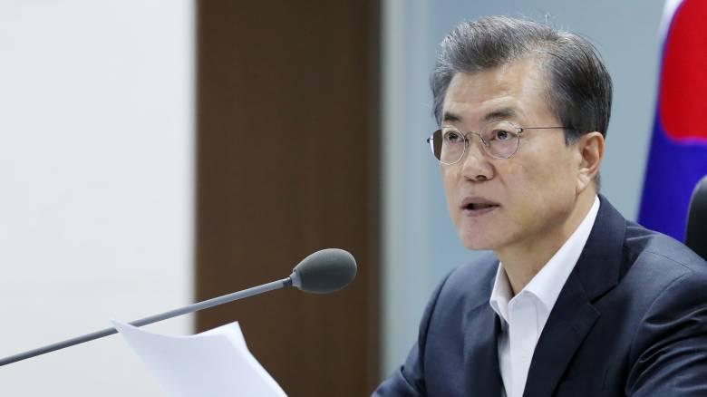 Οργισμένος ο πρόεδρος της Ν.Κορέας: Θα καταστρέψουμε τον Βορρά πέρα από κάθε δυνατότητα ανάκαμψης