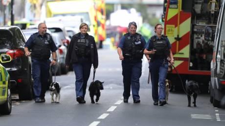 Λονδίνο: Ταυτοποιήθηκε ύποπτος της επίθεσης στο μετρό