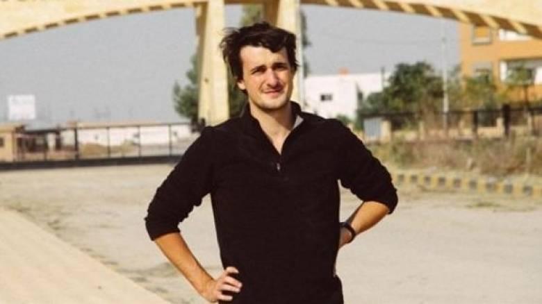 Αφέθηκε ελεύθερος Γάλλος δημοσιογράφος που είχε συλληφθεί από τις τουρκικές Αρχές
