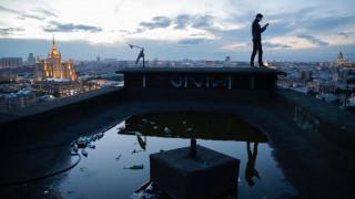 Rudex: Οι Μοσχοβίτες που βάζουν σε κίνδυνο τη ζωή τους με το επικίνδυνο χόμπι τους (pics)