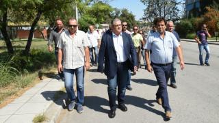 Επίσκεψη Δημήτρη Κουτσούμπα στην 82η Διεθνή Έκθεση Θεσσαλονίκης