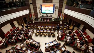 Eγκρίθηκε η διεξαγωγή δημοψηφίσματος για την ανεξαρτησία του Ιρακινού Κουρδιστάν