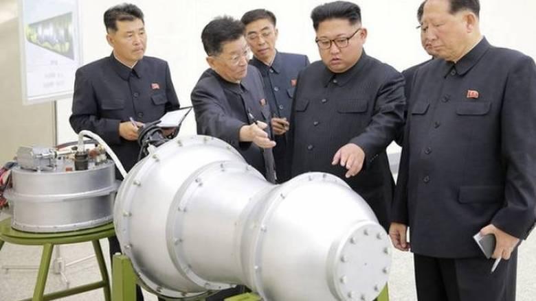 Ο Κιμ Γιονγκ Ουν δηλώνει ότι βρίσκεται κοντά στην απόκτηση πυρηνικών όπλων