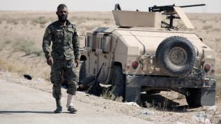Επίθεση υποστηρίζουν ότι δέχθηκαν οι Συριακές Δημοκρατικές Δυνάμεις