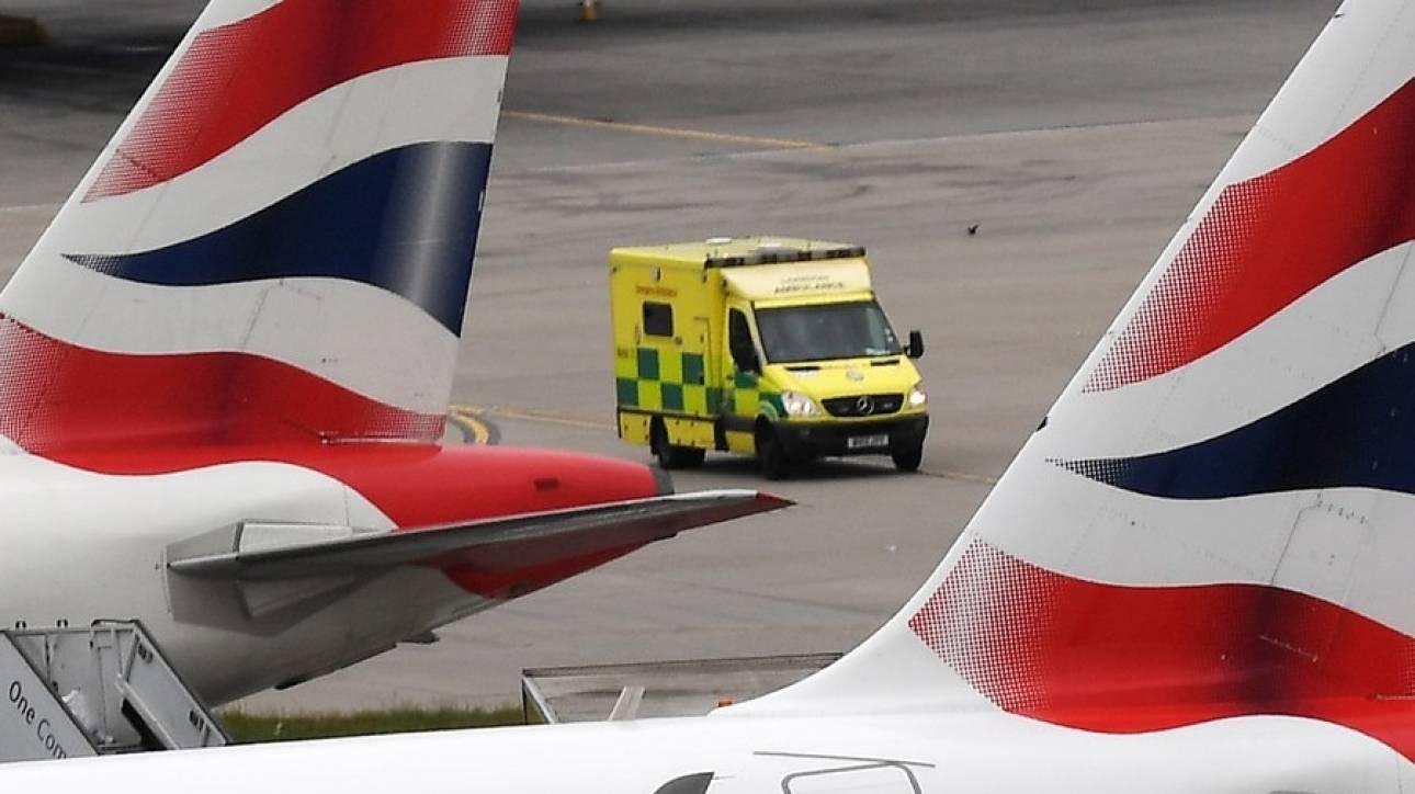 Παρίσι: Εκκενώθηκε αεροσκάφος της British Airways για λόγους ασφαλείας