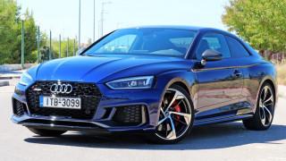 To νέο Audi RS5 των 450 ίππων είναι ο βασιλιάς της απόκρυψης